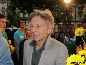 Roman Polanski attends a film premiere in Paris, France, in June 2009.
