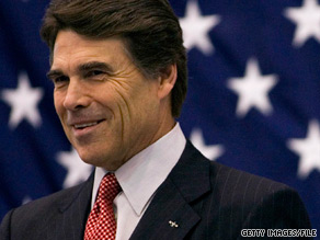 Gov. Rick Perry's office said the moves were a routine replacement of members whose terms had expired.