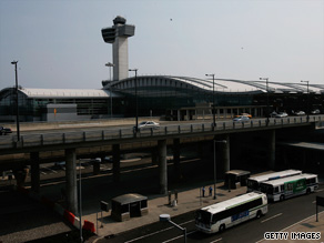 Luis Armando Pena Soltren surrendered to federal authorities at New York's JFK International Airport.