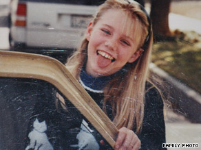 Jaycee Dugard, shown here in 1991, breaks her silence in the new issue of People magazine.