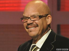 &quot;I hope now they rest in peace,&quot; Tom Joyner said of his two great-uncles who were wrongfully executed.