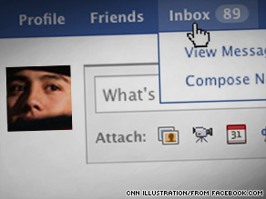 Experts say cybercrooks are lurking just a mouse click away on popular social networking sites.