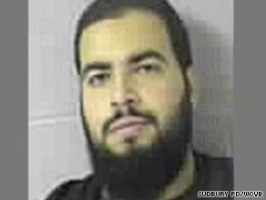 Tarek Mehanna, 27, of Sudbury, Massachusetts, could face 15 years in prison and a $250,000 fine.