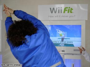 Nintendo's Wii Fit has shaken up the fitness gadget market.
