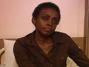 Lorna Irungu, 35, had to travel from Kenya to India to receive her third kidney transplant.