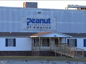 Amid a recall, the FDA has begun a criminal inquiry into the Peanut Corporation of America's Blakely, Georgia, plant.