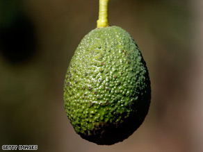 Avocados make sense as an aphrodisiac because they are good for your heart and your arteries.