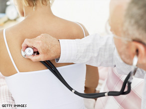 About a third of young adults between the ages of 20 and 24 lack health insurance.