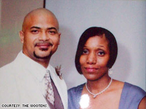 Mark and Caprice Wooten made several healthy lifestyle changes after he got laid off.