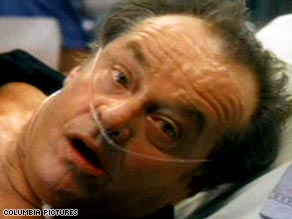 "Jack Nicholson in ""Something's Gotta Give"" denies having taken Viagra -- a move that could've killed him."