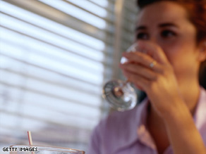 Drinking moderate amounts of alcohol (wine, beer, and liquor) is associated with increased breast cancer risk.