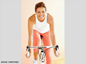 Your metabolism quickens as you exercise and for hours afterward.