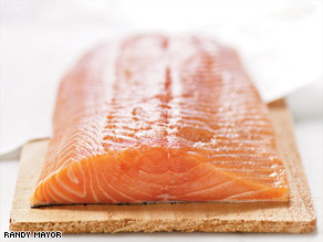 Fish provides a good source of protein, vitamin B, but more than half of Americans seldom eat it.