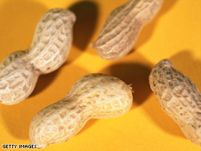 If you're at a stadium or concert arena, eat peanuts in a shell for protein and healthy monounsaturated fat.