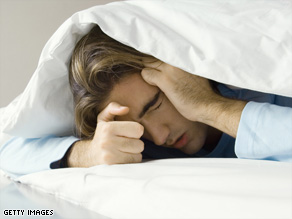 A new study shows, for the first time, an association betwen insomnia and hypertension, a study author said.