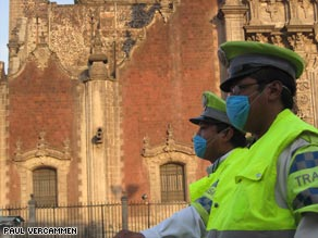 Swine flu cases confirmed in Europe, U.S. and Canada