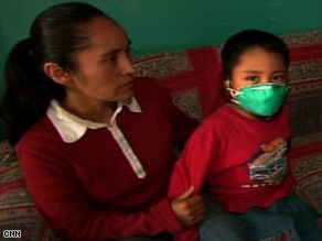 "Five-year-old Edgar Hernandez, known as ""patient zero"" survived the earliest documented case of swine flu."