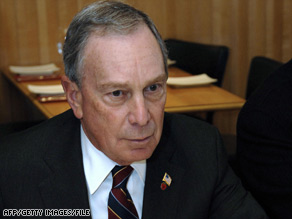 "The city is temporarily closing the schools to ""slow transmission"" of the virus, Mayor Michael Bloomberg said."