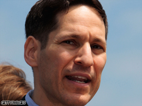 "Health Commissioner Thomas Frieden: ""We continue to see a rising tide of flu in many parts of New York City."""