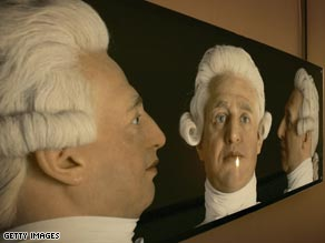 King George III may have suffered from porphyria, a disorder that affects the nervous system.