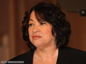 Diabetes advocacy groups have applauded the nomination of Sonia Sotomayor to the Supreme Court.