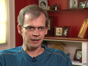 The social networking site CaringBridge helped cancer survivor Ken Gehle stay positive during treatment.