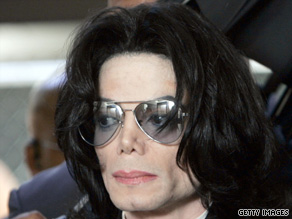 Michael Jackson, loved by millions, but not by all.