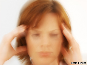 Some migraines come with auras, which may include flashing lights or sounds that can signal oncoming pain.