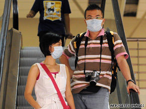 (Doctors warn against swine flu parties, Souce: CNN.com)