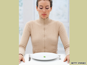 Calorie restriction needs to be done carefully in order not to turn into malnutrition, say experts.