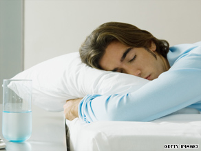 Some people who appear to have insomnia are biologically night owls, one expert says.