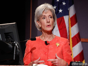 HHS Secretary Kathleen Sebelius tells a summit Thursday that the impact of the H1N1 virus may worsen in the fall.