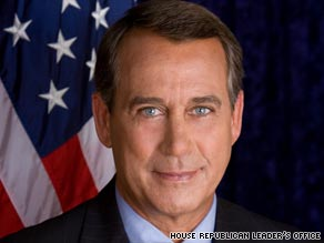 John Boehner says the Democratic plan for health care could cost small businesses heavily and eliminate jobs.