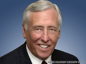 "Rep. Steny Hoyer says the chance to reform health care is a ""once-in-a-generation opportunity."""