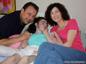 Jessica Leoni led a relatively normal life until her illness worsened in 2005.