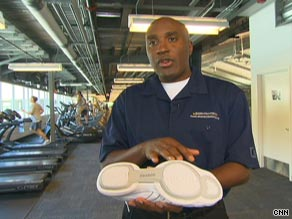 Instead of following latest fads, Dr. R. Amadeus Mason advises finding comfortable shoes, regardless of brand.