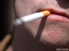 A new study suggests chronic worriers' death rates at younger ages could be tied to their smoking levels.