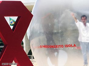 Brazil's response to the HIV/AIDS fight has been widely praised and adopted as a model around the world.
