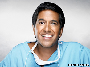 Sanjay Gupta says the latest CPR techniques can save the lives of vicitims of cardiac arrest.