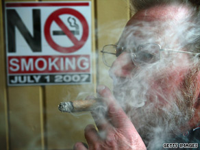 How harmful is secondhand smoke? Nonsmokers' risk of heart attack goes up 25 to 30 percent if they inhale it.
