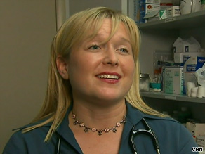 Dr. Val Jones is part of a practice in Virginia that has lowered its fees and quit taking insurance.