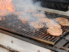 Should Americans continue to make meat -- and particularly hamburgers -- part of their diet?