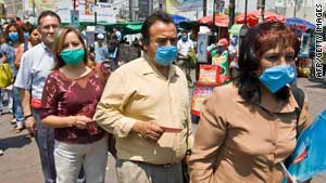 Flu, health reform dominate '09