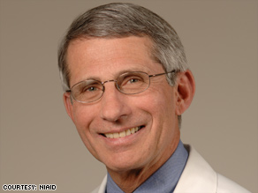 Dr. Anthony Fauci says we should aim to eradicate the killer disease of malaria.
