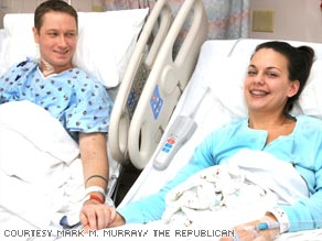 Matt House, 31, and Liz Kelly, 29, plan to marry once they are fully recovered.