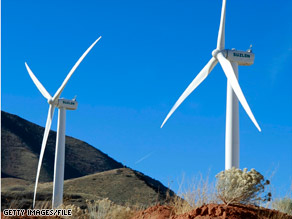 Schools are adding courses to prepare wind turbine mechanics and other green workers.