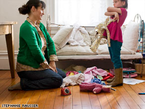 Parents are tasked with a tough balance between being too tough on kids and accommodating them too much.