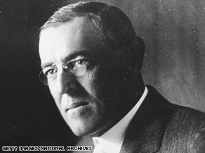 President Woodrow Wilson didn't learn to read until age 12.