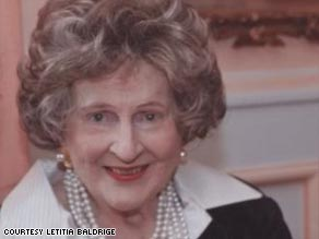 Letitia Baldrige says there are polite ways to greet people without spreading illness.