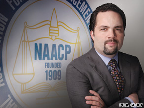 Benjamin Jealous says the 100-year-old NAACP has an ambitious agenda for civil and human rights.